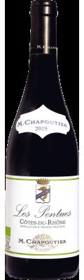 M. Chapoutier Les Pentues