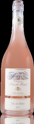 Château Puech Haut - Tête de Belier Saint.Drézéry - Rosé