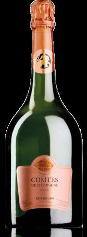 Taittinger - Comtes de Champagne Rosé