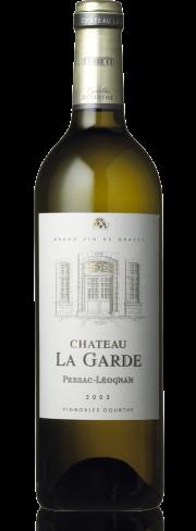 Château La Garde - Blanc