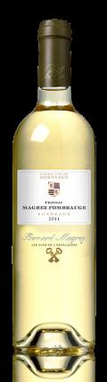 Château Magrez Fombrauge Blanc
