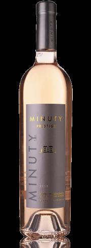 Cuvée Prestige de Château Minuty, Rosé